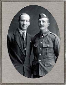 Andrew Paterson and George MacLennan